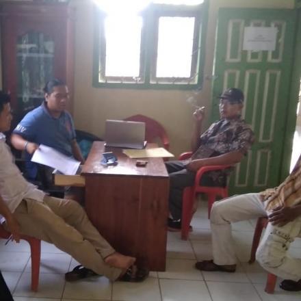 Desa Buko Poso Mengadakan Penjaringan Kepala Rukun Keluarga